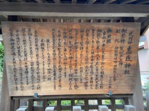 三重県四日市諏訪神社